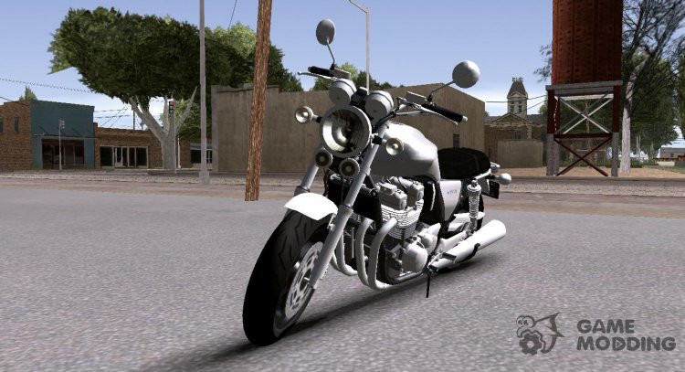 Honda CB 1100 EX for GTA San Andreas