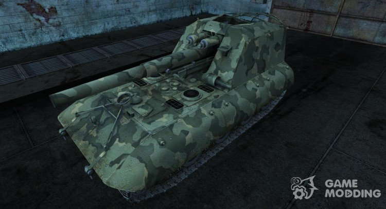 Skin for GW-E # 12 for World Of Tanks