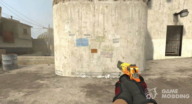Deagle Eagle Eye for Counter-Strike Source