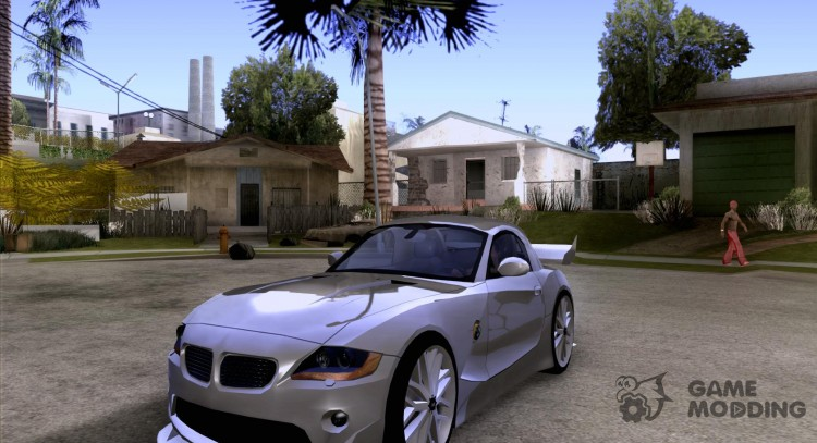 BMW Z4 Supreme Pimp TUNING volume I для GTA San Andreas
