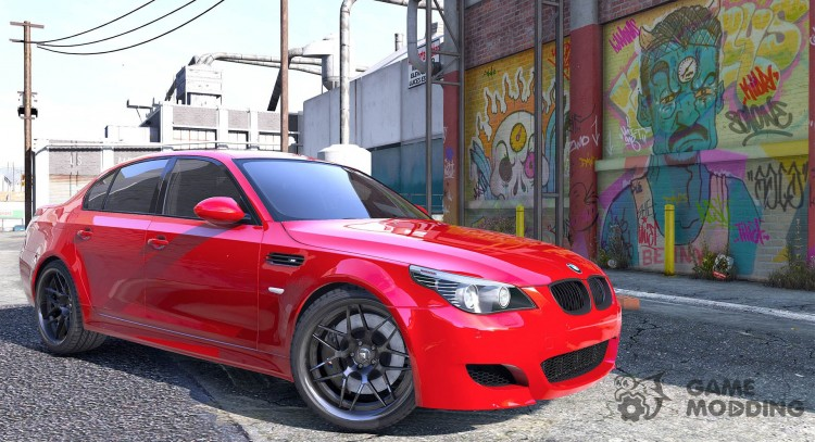 BMW M5 E60 1 .0a for GTA 5