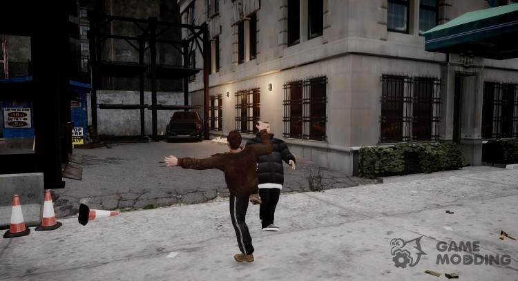 Fighter for GTA 4