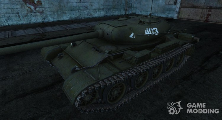 T-54 ILL_KID for World Of Tanks