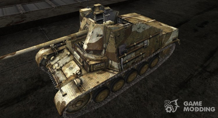 Marder II for World Of Tanks