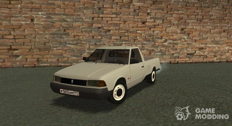 Moskvich 2335 Svyatogor for GTA San Andreas