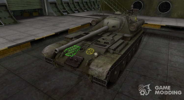 Quality of breaking through for Su-101 for World Of Tanks