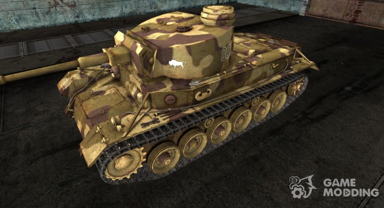 VK3001P Gesar for World Of Tanks