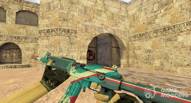 Galil Lollipop for Counter Strike 1.6