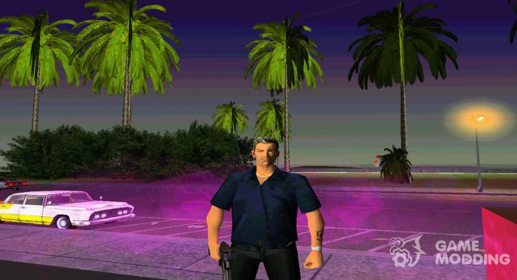 Skin for Tommy for GTA Vice City