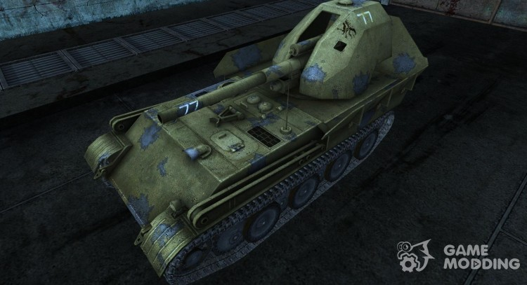 Soundtech GW_Panther for World Of Tanks