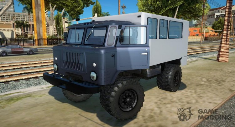 T12.03 (Chassis GAZ-66-01) for GTA San Andreas