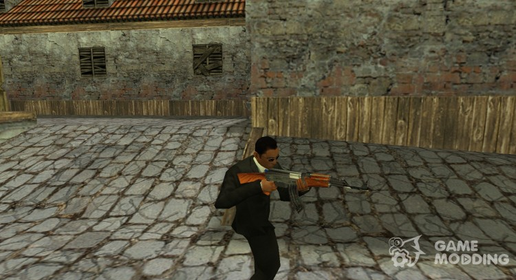 CT Обама для Counter Strike 1.6