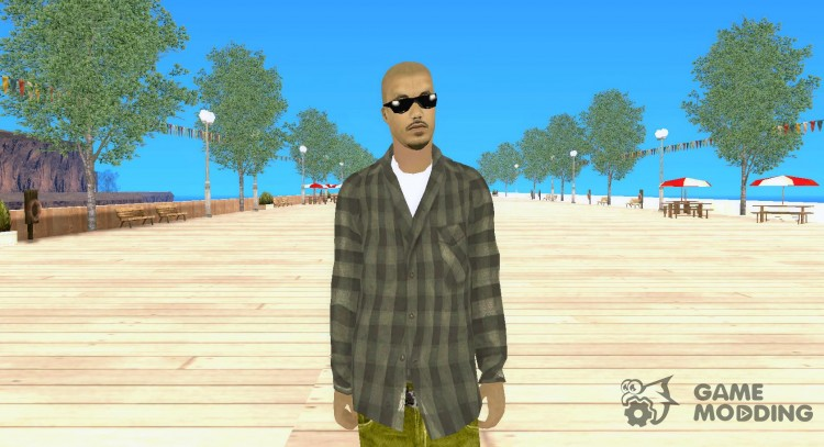 Hmycr by Cenzik [2nd] for GTA San Andreas