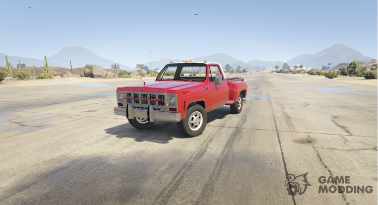 1974 GMC Sierra Grande for GTA 5