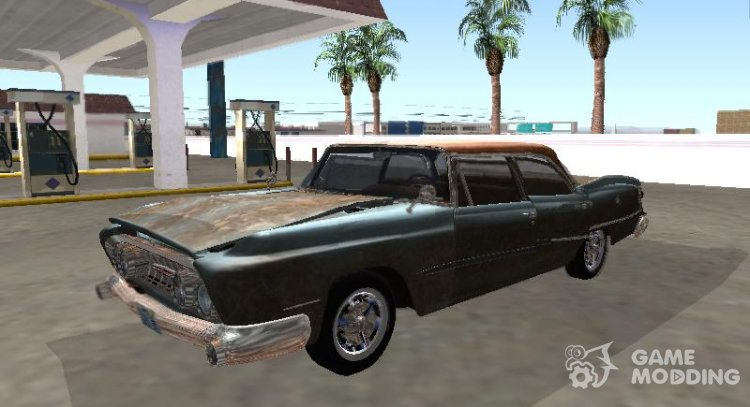 Dodge Polara 1961 Rust my version for GTA San Andreas