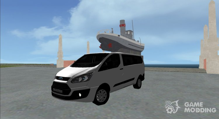 Ford Transit Lite for GTA San Andreas