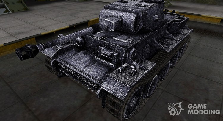 Dark skin for VK 36.01 (H) for World Of Tanks