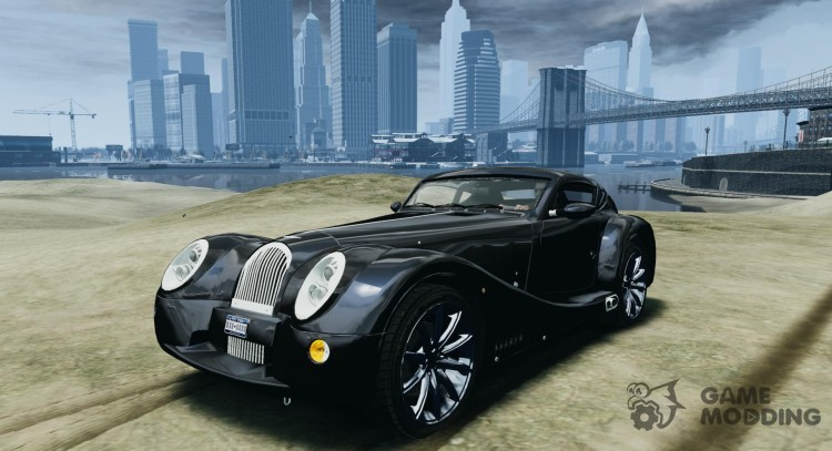 Morgan Aero SS v 1.0 for GTA 4