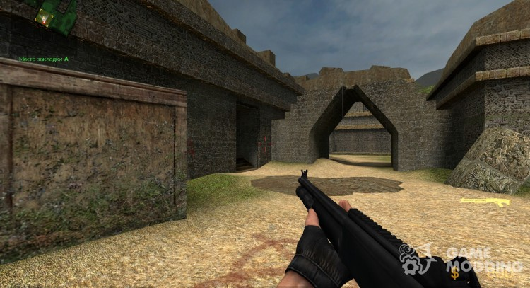 Benelli XM1014 for Counter-Strike Source