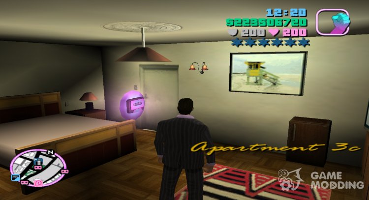 Save 3c for GTA Vice City