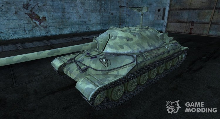 Skin for EC-7 for World Of Tanks