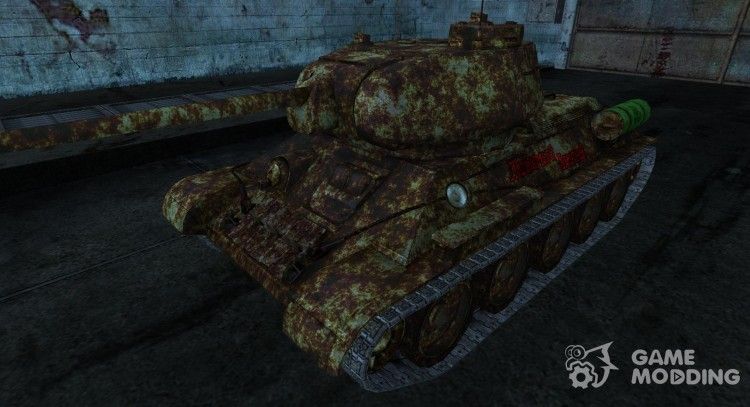 Т-34-85 для World Of Tanks