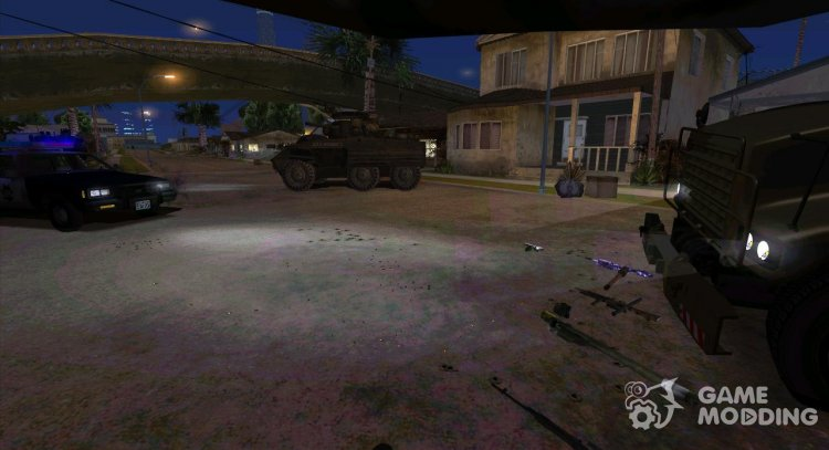 Small Mods for GTA San Andreas