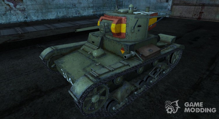 T-26 for World Of Tanks