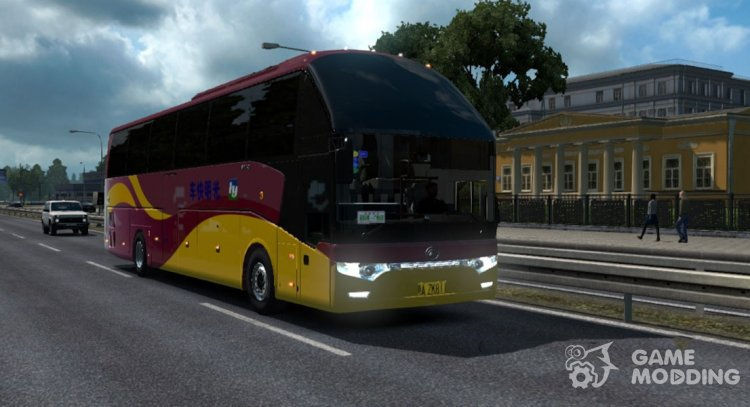 Yutong ZK6122H9 for Euro Truck Simulator 2