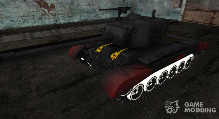 Skin for M46 Patton for World Of Tanks