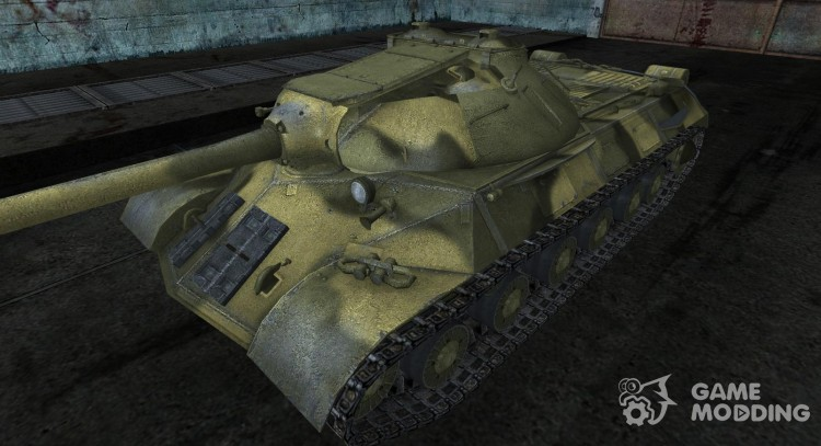 ИС-3 coldrabbit для World Of Tanks