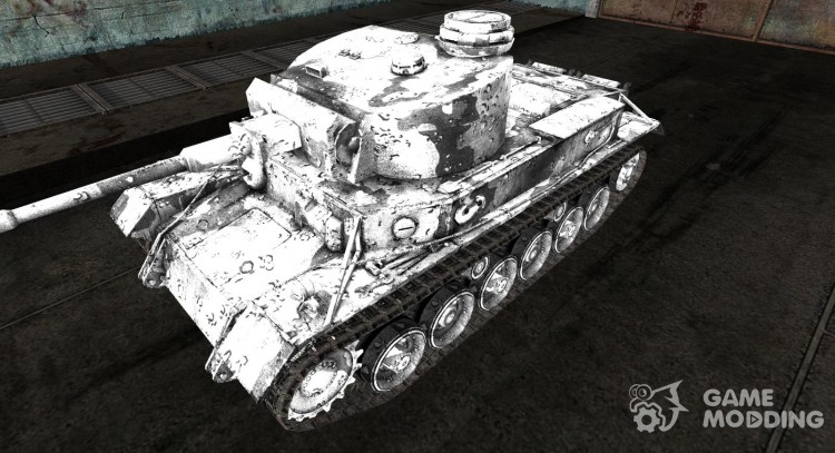 VK3001P 01 for World Of Tanks