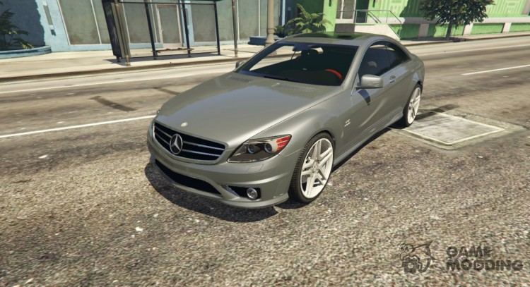 2010 Mercedes-Benz CL65 AMG for GTA 5