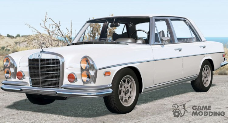 Mercedes-Benz 300 SEL 6.3 (W109) 1968 for BeamNG.Drive