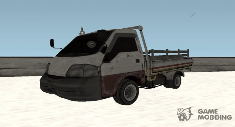 Mazda Bongo Truck for GTA San Andreas