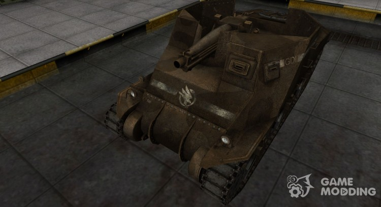 Skin-C&C GDI for T40 for World Of Tanks