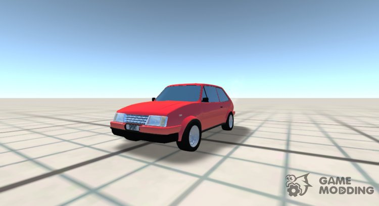 VAZ-2108 for BeamNG.Drive