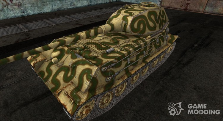 VK450p2 (P) 240. (B) Macakapu for World Of Tanks