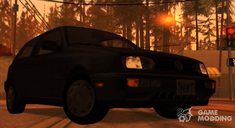 VW Golf Mk3 2.0 l/TDI/VR6 1994 (US-Spec) for GTA San Andreas