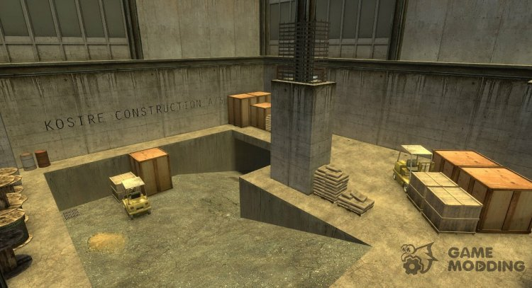 De Vertigo for Counter-Strike Source
