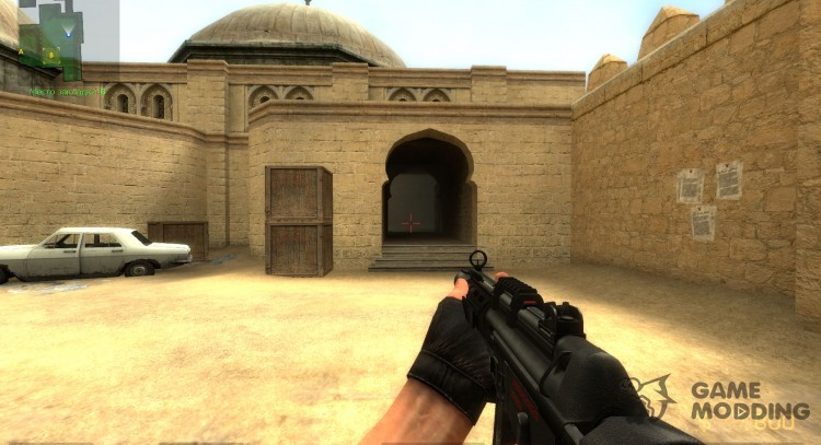 Milo MP5SD RIS Valve Animations for Counter-Strike Source