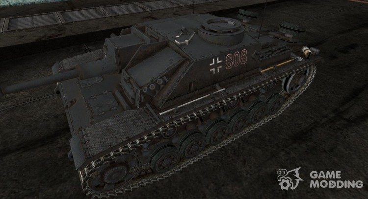 StuG III 15 for World Of Tanks