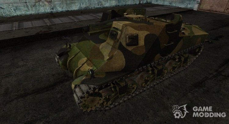 Skin for T40 No. 2 for World Of Tanks