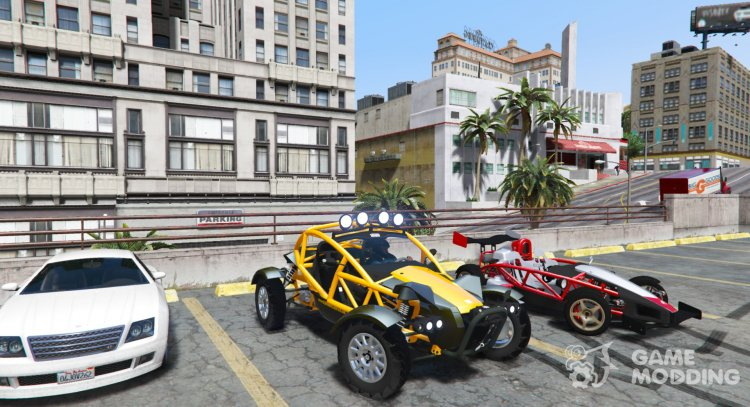 2016 Ariel Nomad HQ (Extras) for GTA 5