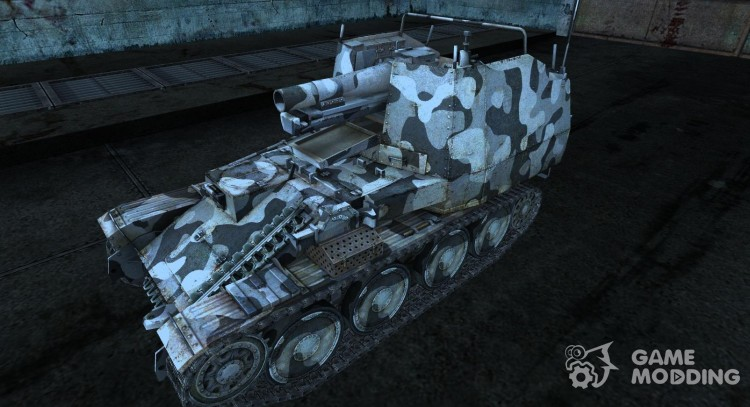 Grille 02 для World Of Tanks