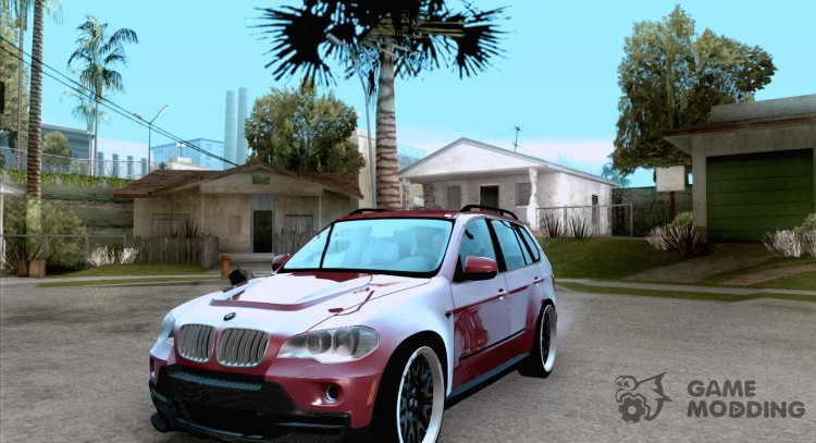 BMW X 5 for GTA San Andreas