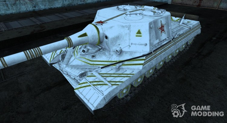 Skin for A 268 for World Of Tanks