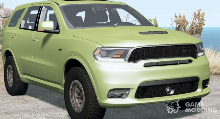Dodge Durango SRT (WD) 2018 for BeamNG.Drive