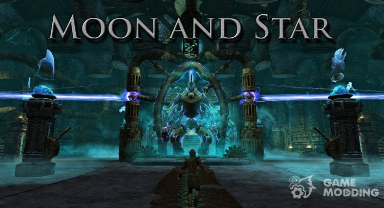 Moon and Star for TES V: Skyrim