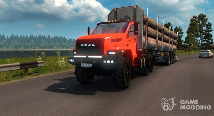 Ural Next for Euro Truck Simulator 2